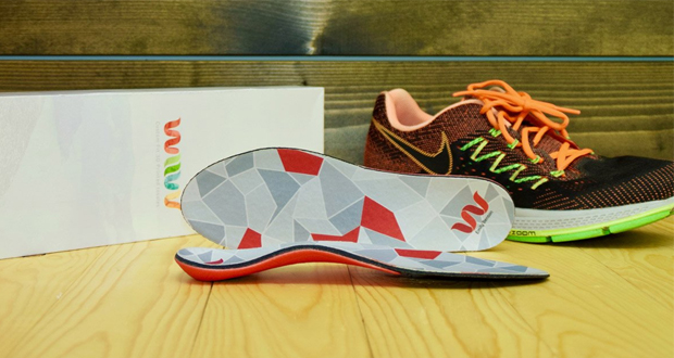 Startup 3D du mois : Wiivv imprime en 3D des semelles et sandales personnalisées