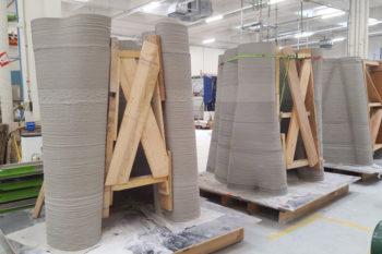 XtreeE imprime en 3D des pylônes plus esthétiques pour accueillir la 5G